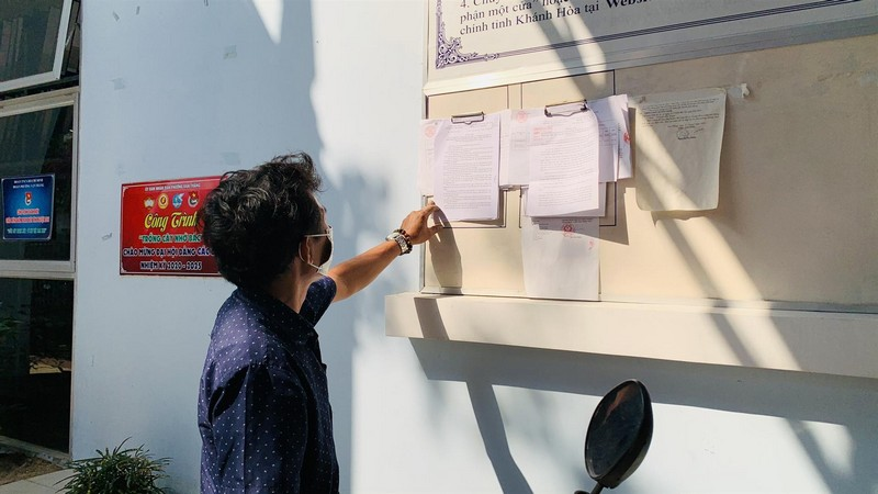 Đẩy nhanh công tác giải phóng mặt bằng của Dự án Môi trường bền vững các thành phố duyên hải – Tiểu dự án Nha Trang